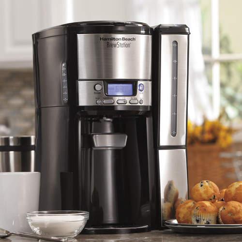 Hamilton Beach BrewStation 12-Cup Dispensing Coffee Maker
