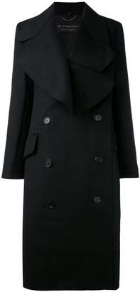 Burberry double-breasted coat