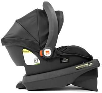 gb asana 35 dlx infant car seat in sterling infant car seats. Black Bedroom Furniture Sets. Home Design Ideas