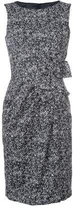 Paule Ka printed midi dress