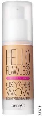 Benefit Cosmetics Hello Flawless Oxygen Wow! Liquid Foundation