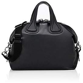 Givenchy Women's Nightingale Medium Satchel-Black