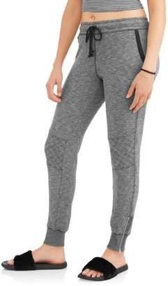 Moto No Boundaries Juniors' Ankle Zipper Joggers