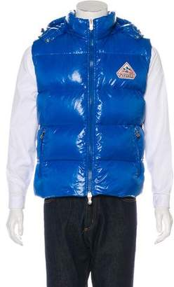 Pyrenex Hooded Down Gilet