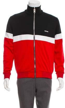 Givenchy Logo Striped Track Jacket