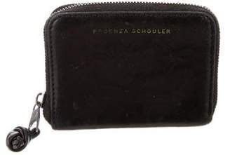 Proenza Schouler Leather Card Holder
