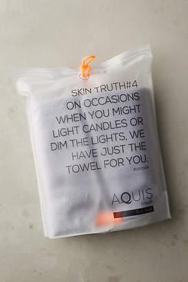 Aquis Lisse Luxe Bath Towel