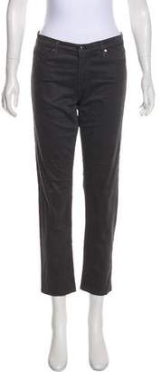 Adriano Goldschmied Mid-Rise Straight Leg Jeans