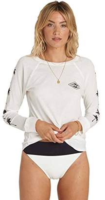Billabong Junior's Four Palms Long Sleeve Tee