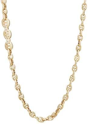 HOORSENBUHS Women's Tri-Link Chain Necklace