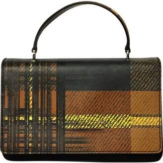 Prada Black Cloth Handbag