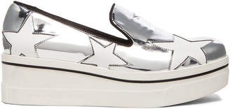 Stella McCartney Binx Star Platform Shoes