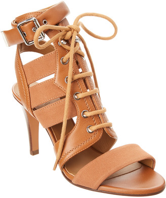 Chloé Rylee Leather Sandal