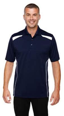 Ash City - Extreme Men's Eperformance Tempo Recycled Polyester Performance Textured Polo - CLASSIC NAVY 849 - L 85112