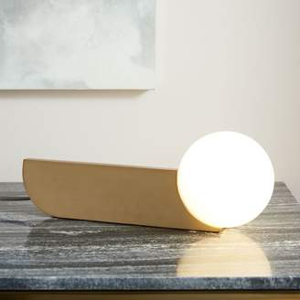 west elm Bower LED Table Lamp