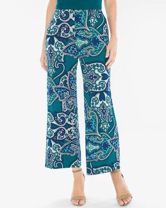 Of the Moment Travelers Classic Paisley Crops