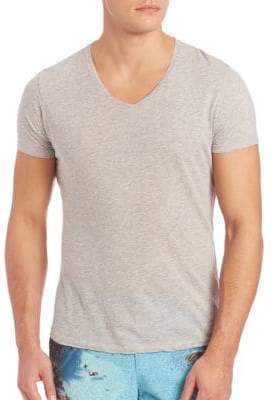 Orlebar Brown V-Neck Shirt