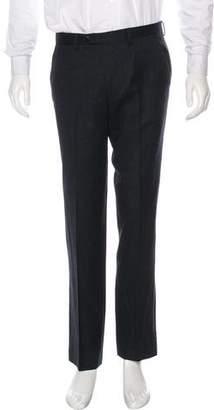 Luciano Barbera Wool Dress Pants