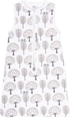 Tis Lifestyle TIS Lifestyle Winter Sleeping Bag 70cm White/Beige