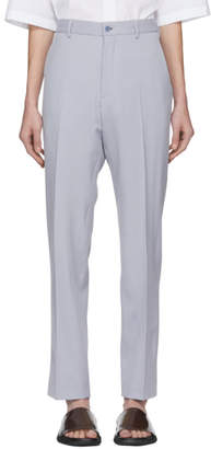Stella McCartney Blue Francis Trousers