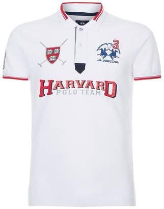 La Martina Harvard Polo Shirt