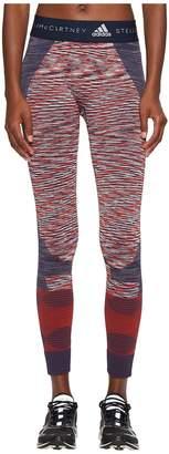 adidas by Stella McCartney Yoga Seamless Tights Space Dye CW0452 Women's Casual Pants