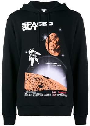 Kenzo print sweater