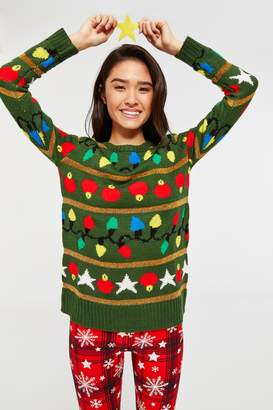 Ardene Ugly X-Mas Tree Sweater