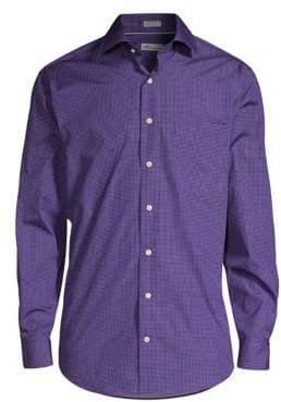 Peter Millar Pollock Button-Front Shirt