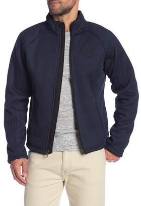 Spyder Stellar Full Zip Fleece Lined Jacket