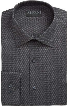 Alfani Assorted AlfaTech by Men's Slim-Fit Performance Print Dress Shirts