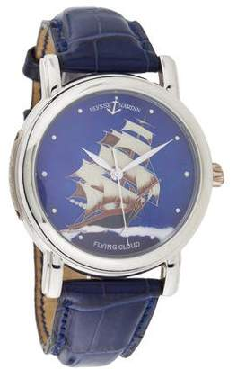 Ulysse Nardin San Marco Flying Cloud Closionne Watch