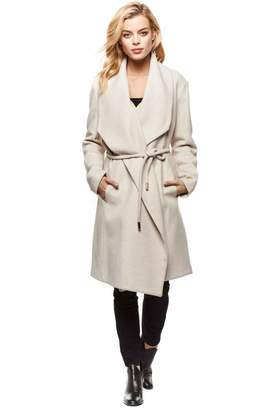 Dex Shawl Collar Coat