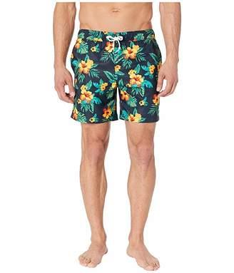 2c09a3f4f3 Original Penguin Floral Elastic Stretch Swim Shorts