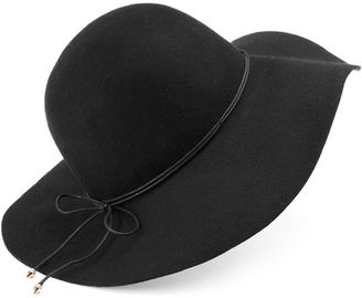 Women's Apt. 9® Double-Cord Wool Floppy Hat $44 thestylecure.com