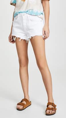 A Gold E AGOLDE Cutoff Parker Shorts