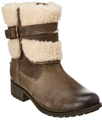 UGG Women's Blayre Iii Waterproof Leather Boot