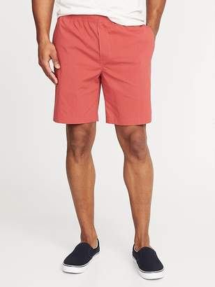 Old Navy Built-In Flex Dry-Quick Jogger Shorts for Men - 8 inch inseam