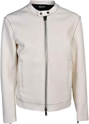 DSQUARED2 Collarless Jacket