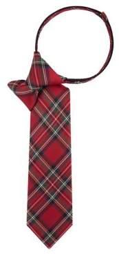 Lord & Taylor Boy's Royal Stewart Silk Tie