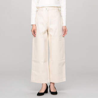 Studio Nicholson Womens Panel Detail Utility Pants