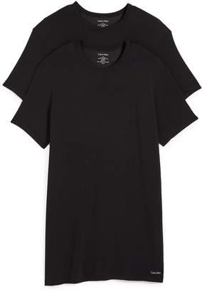 Calvin Klein Underwear 2 Pack Body Modal Crew Neck Tee