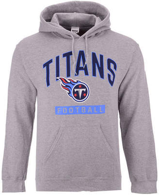 Authentic Nfl Apparel Men Tennessee Titans Gym Class Hoodie