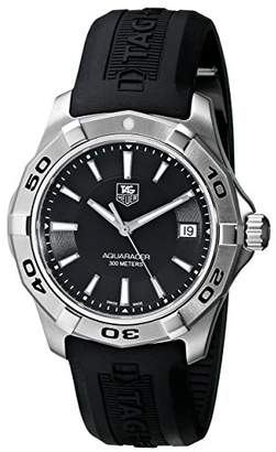 Tag Heuer Men's WAP1110.FT6029 Aquaracer Watch