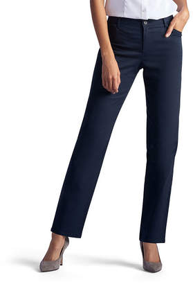 Lee Plain Front Relaxed All Day Twill Pant