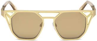 Diesel Eyewear 00LEN - Gold
