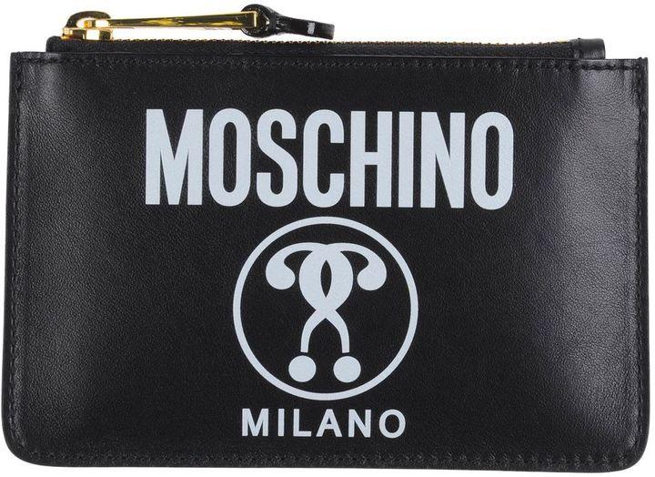 MoschinoMOSCHINO Coin purses