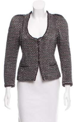 Isabel Marant Metallic Knit Jacket