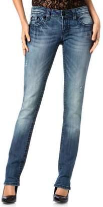 Miss Me Romance Straight Jeans