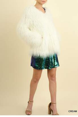 Umgee USA Faux Fur Jacket